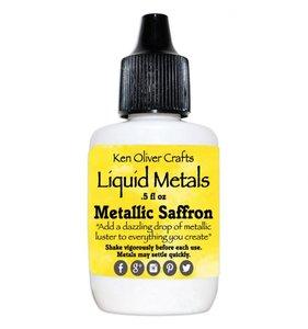 Saffron Liquid Metals
