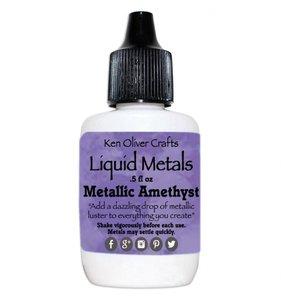 Amethyst Liquid Metals