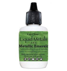 Emerald Liquid Metals