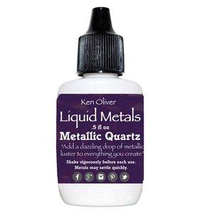 Quartz Liquid Metals