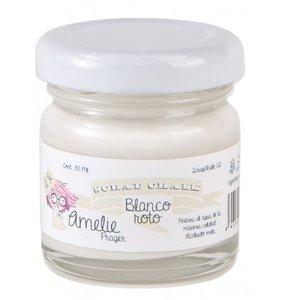 Pintura Chalk Amelie 30 ml Blanco Roto