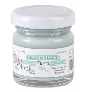 Pintura Chalk Amelie 30 ml Menta