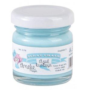Pintura Chalk Amelie 30 ml Azul burbuja