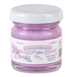 Pintura Chalk Amelie 30 ml Malva