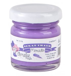 Pintura Chalk Amelie 30 ml Morado