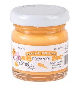 Pintura Chalk Amelie 30 ml Melocotón