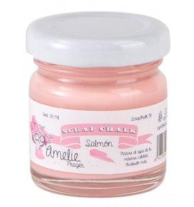 Pintura Chalk Amelie 30 ml Salmón