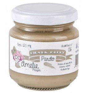 Pintura Chalk Amelie 120 ml Pardo