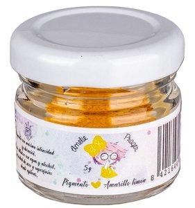 Pigmento Amelie 5 gr Amarillo Limón