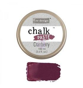 Prima Chalk Paste Cranberry