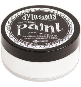 Pintura Dylusions White Linen