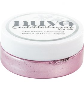 NUVO Embellishment Mousse Lilac Lavender