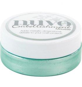 NUVO Embellishment Mousse Aquamarine