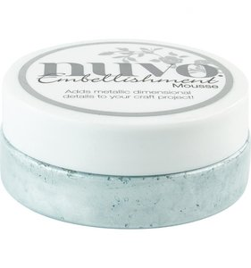 NUVO Embellishment Mousse Powder Blue