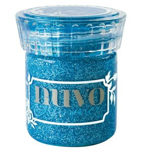 NUVO Glimmer Paste Sapphyre Blue
