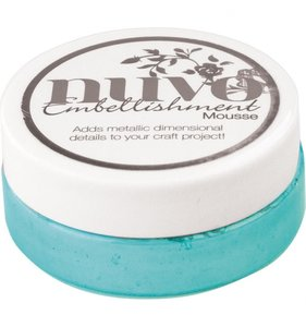 NUVO Embellishment Mousse Coastal Surf