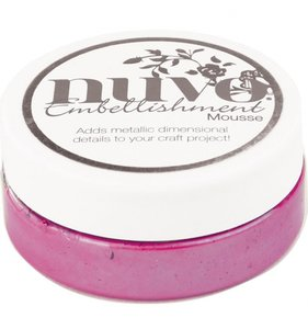 Nuvo Embellishment Mousse English Heather