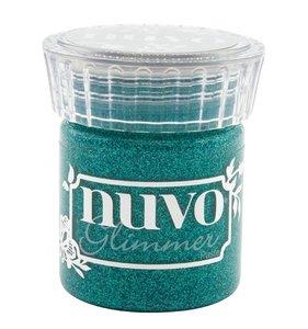 NUVO Glimmer Paste Esmeralda Green