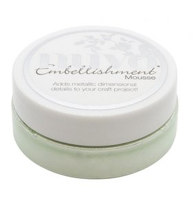 NUVO Embellishment Mousse Honeydew