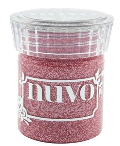 NUVO Glimmer Paste Strawberry Glaze