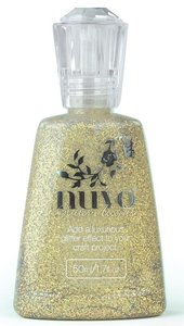 NUVO Glitter Accents Aztec Gold