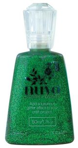 NUVO Glitter Accents Seasonal Pine
