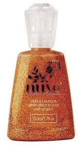 NUVO Glitter Accents Harvest Moon