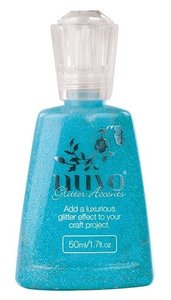 NUVO Glitter Accents Atlantic Drift
