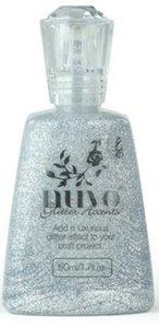 NUVO Glitter Accents Silver Jubilee