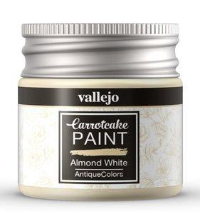 Pintura Almond White CarrotCake by Vallejo