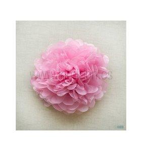 Pompón 50 cm Rosa Chicle