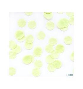 Confetti papel de seda 5cms. Lima