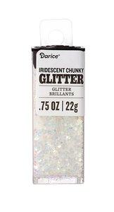 Purpurina Chunky Glitter Iridiscent