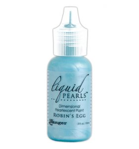 Ranger Liquid Pearls Robin's Egg