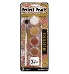 Set Perfect Pearls Meatllics
