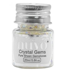 Nuvo Pure Sheen Gemstones Crystal Gems