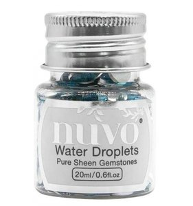 Nuvo Pure Sheen Gemstones Water Droplets
