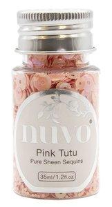 Nuvo Pure Sheen Sequins Pink Tutu