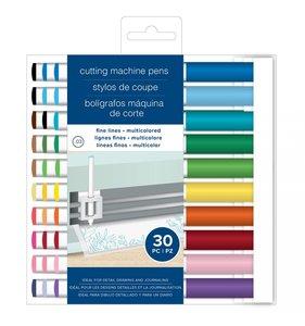 Set 30 bolígrafos para plotters de corte