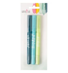 Set de 3 Crayons de gel solubles en agua nº 1