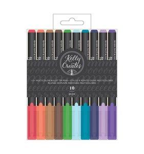 Rotuladores punta fina para journaling Kelly Creates