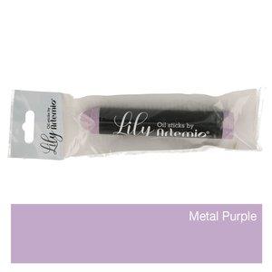 LILY Oil Stick Metal Purple