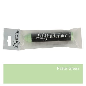 LILY Oil Stick Pastel Green