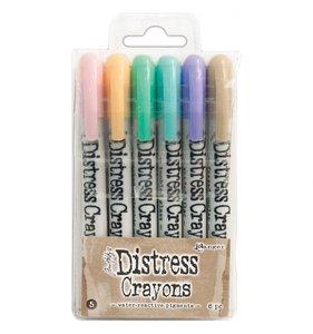 Crayons Distress Set 5