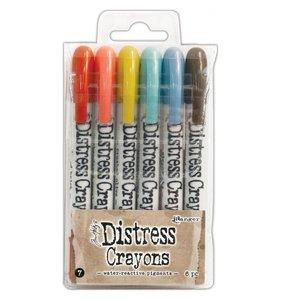 Crayons Distress Set 7