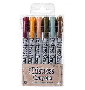 Crayons Distress Set 10