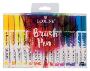 Set Ecoline Brush Pen 30 pk Basics