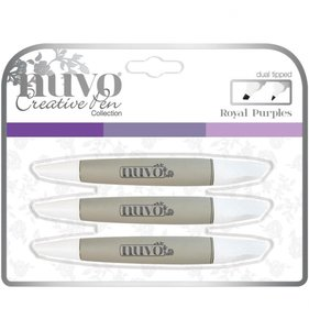 Rotuladores NUVO Set Royal Purples