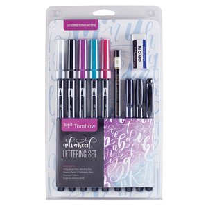 Tombow Set Lettering Advanced