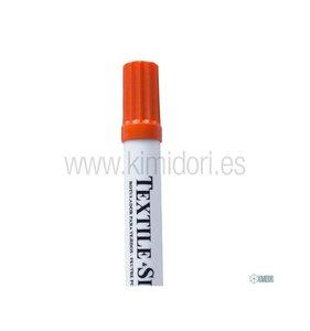 Rotulador Textil Naranja